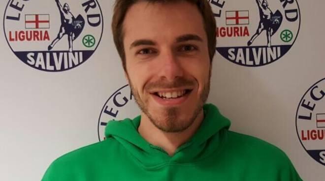 Samuele Aiesi, Lega Nord