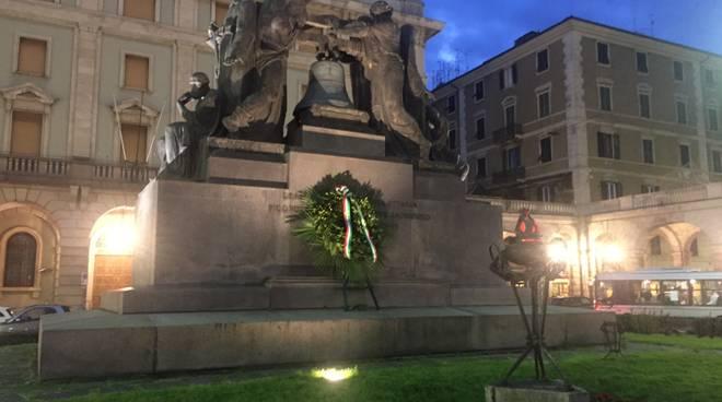 Savona ricorda la tragedia delle Foibe