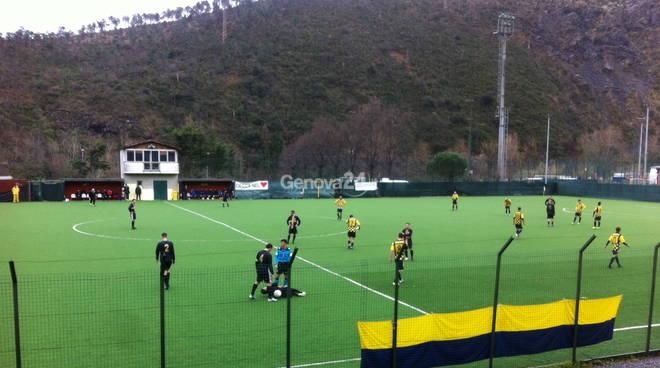 Sciarborasca-Arenzano 2-0