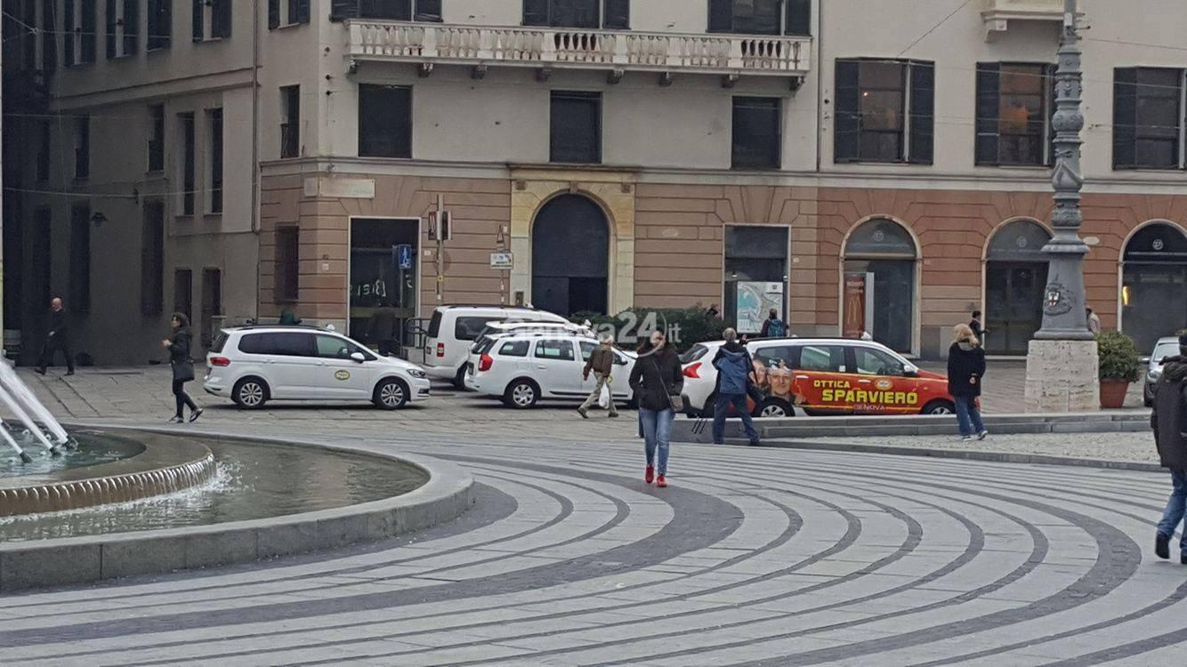 sciopero taxi