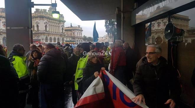 Sciopero generale delle telecomunicazioni: in programma un corteo a Catania