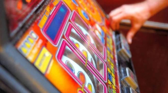 Nuova legge per slot machine