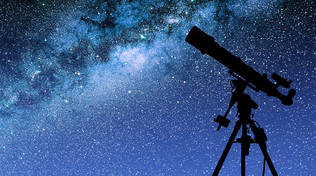 telescopio astronomia