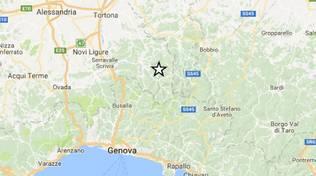 Terremoto nell'alessandrino