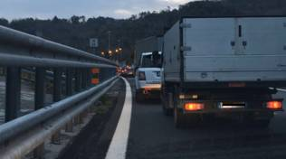 traffico coda a10 incidente