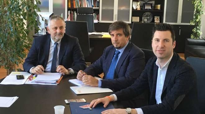 Regione Accordo Ciclovia Ligure-Tirrenica