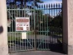 Parco Marchese Toirano Chiuso