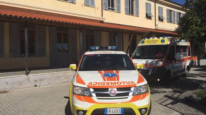 118 e ambulanza