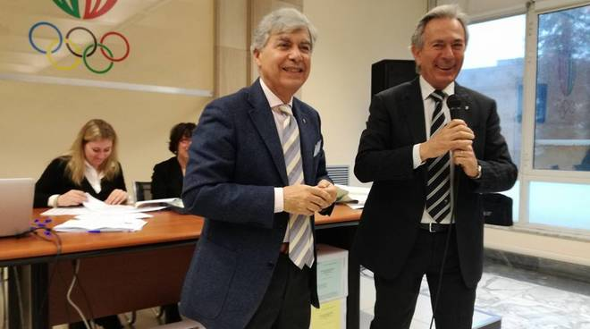 Viola confermato alla guida del Lazio: