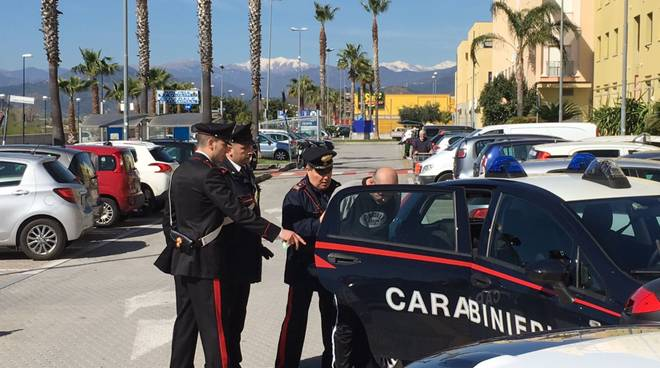 arresti carabinieri albenga