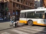 Bus frena, incidente in corso Sardegna
