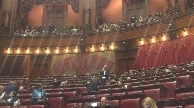 Gli alunni dell 39 alberghiero di alassio a montecitorio for Camera deputati indirizzo