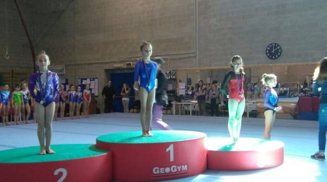 campionato regionale di categoria allieve GOLD