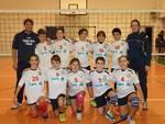 U12 GIALLA sconfitta dal Maremola