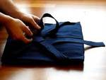 Aikido - le pieghe dell\' hakama
