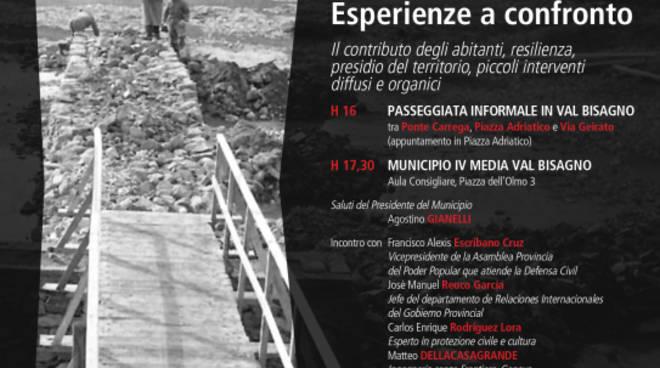 Difesa del Territorio. Cuba - Italia, esperienze a confronto