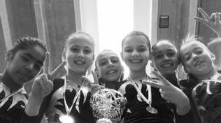 Prima prova Campionato regionale Serie D Ginnastica artistica femminile