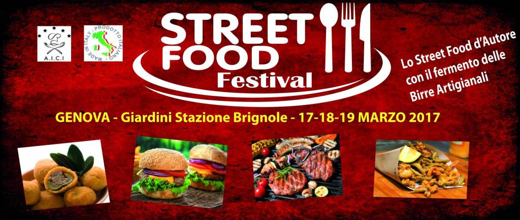 Street Food Festival Genova