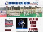 Nuovo sito per la Buto Ku Kai Judo Maremola di Pietra Ligure
