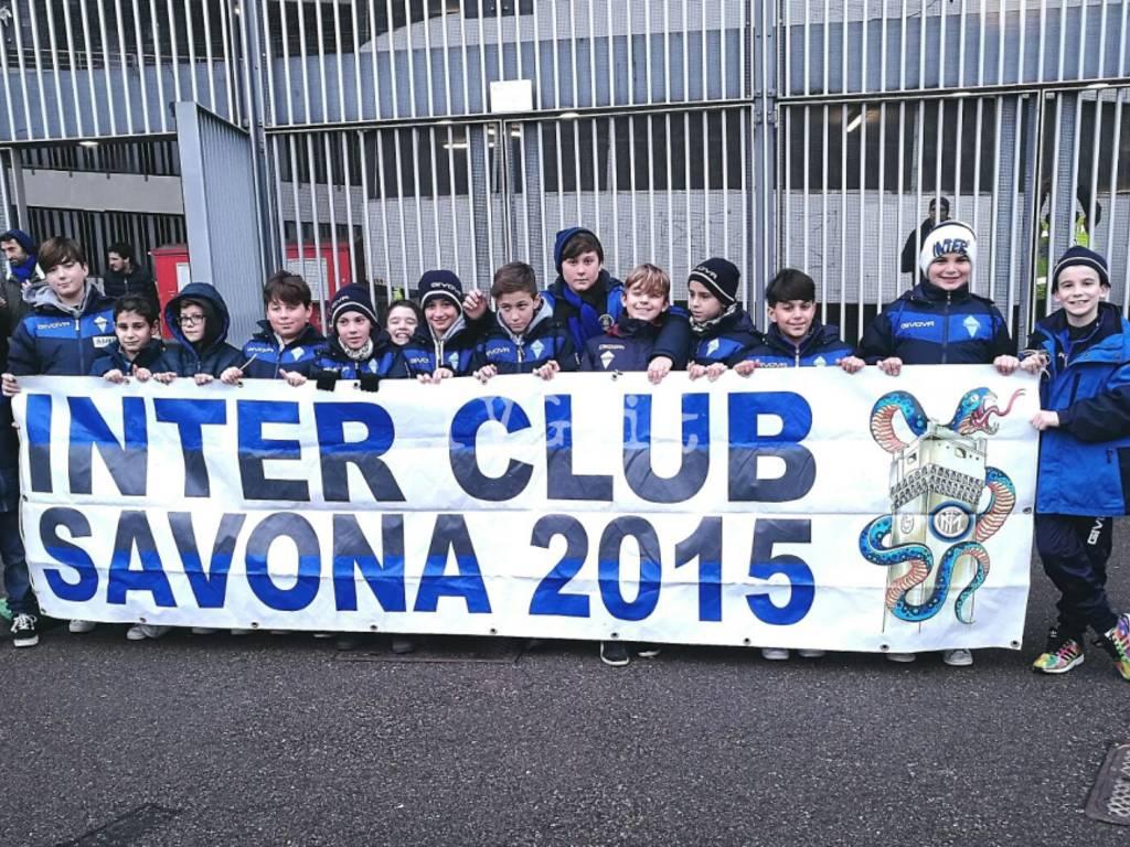 Inter club savona 2015 la carica dei 160