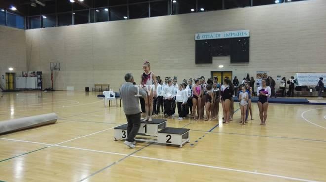 Seconda Prova Campionato Regionale Individuale Silver Società Ginnastica Pietrese
