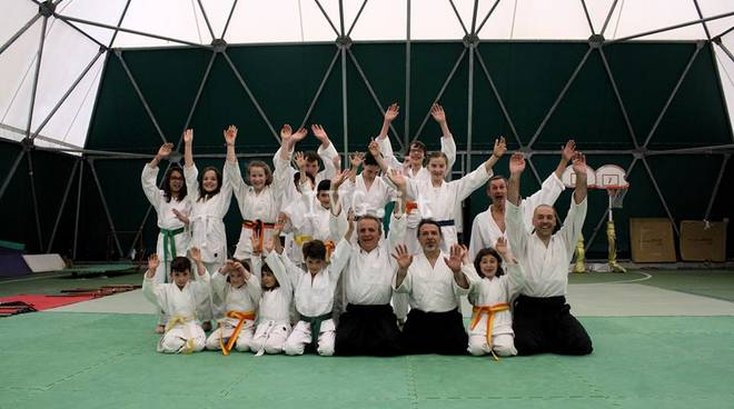 Aikido per i bambini (dai 3 anni in avanti)
