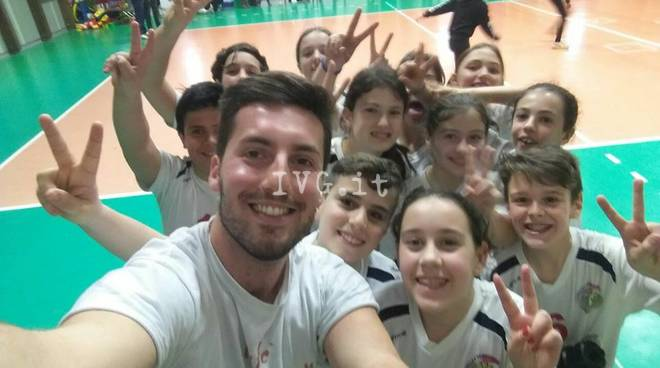 Grandissima vittoria per l\'under 12 GIALLA che vince 2/1 contro Sabazia!!!!!