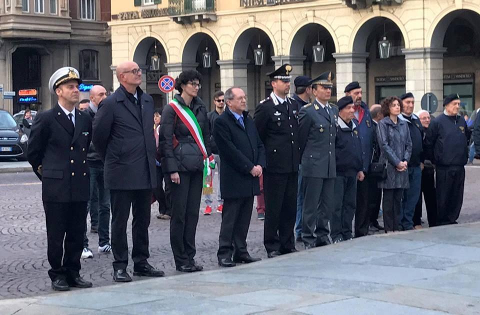 cerimonia vittime mafie