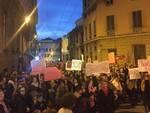 Corte dell'8 marzo a Genova