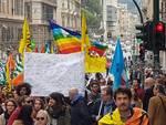 Corteo libera Genova