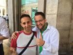 Davide Rossi e Marco Ghisolfo