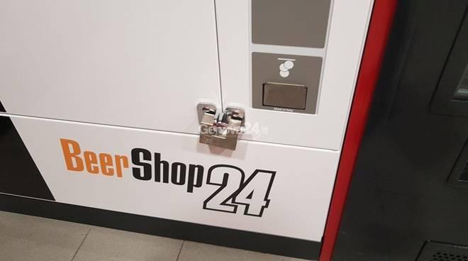 Distributore automatico di birre