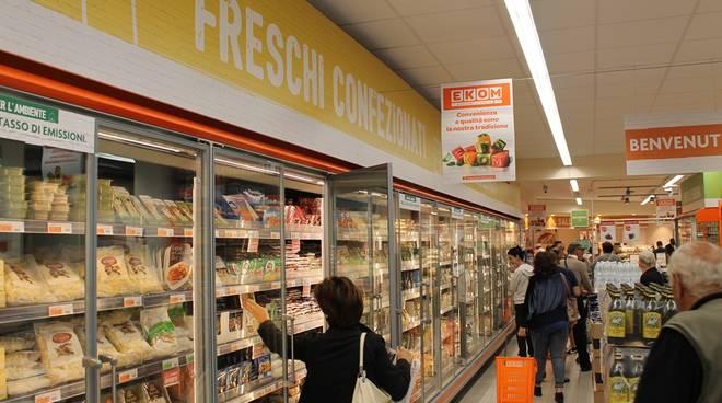 ekom supermercato