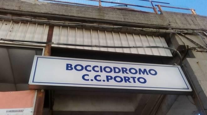 Ex bocciofila di San Benigno