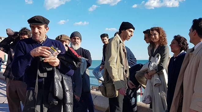 Luca Marinelli sarà Fabrizio De André nel film