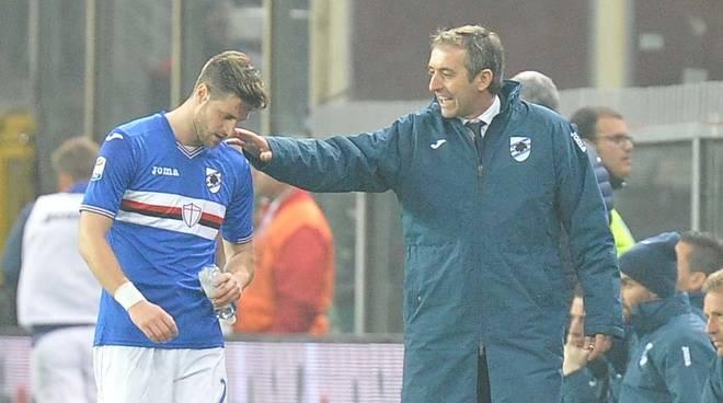 Genoa-Sampdoria Serie A
