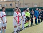 Genova Calcio Vs Busalla  Campionato Eccellenza Liguria