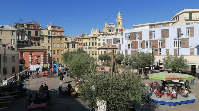 Corso quadrio domani il mercatino si trasferisce ai for Corso progettazione giardini