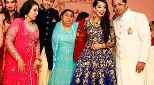 grasso grosso matrimonio indiano