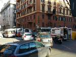 Incidente bus in corso Sardegna