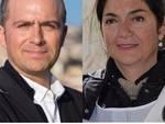 Luca Pirondini e Marika Cassimatis