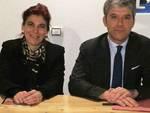 Mariagrazia Oliva e Beverini