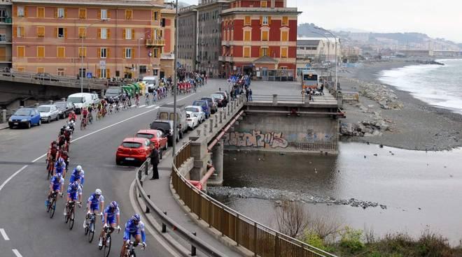Milano Sanremo vista da Volti