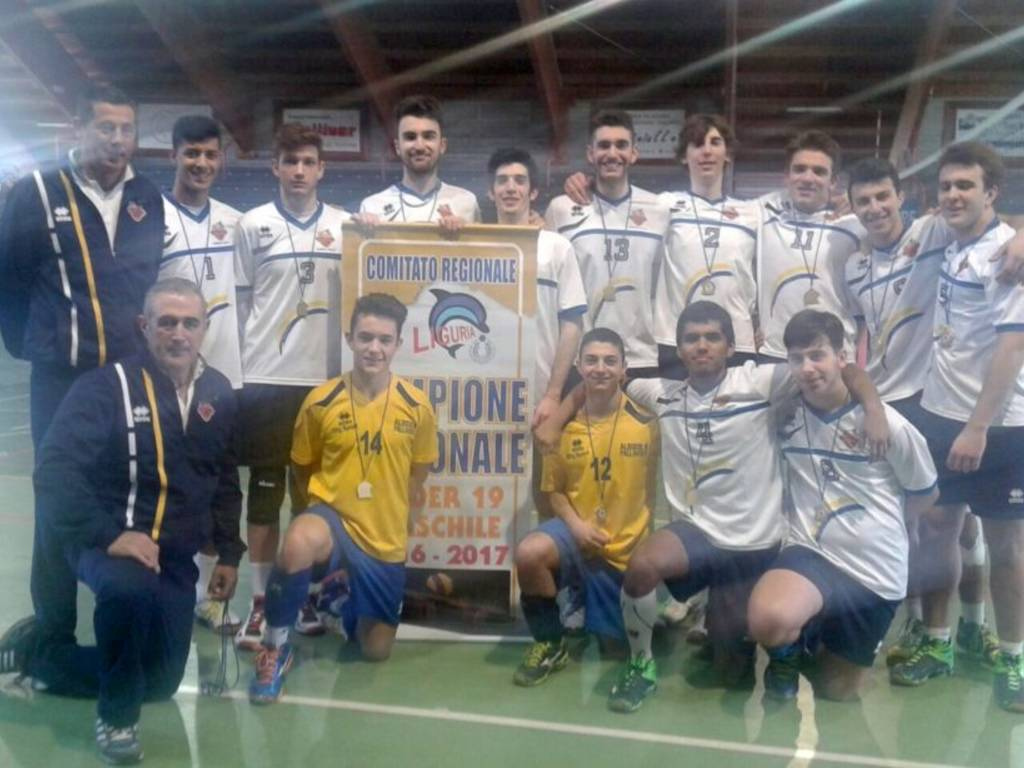 Nuova Albisola si laurea Campione regionale Under 19