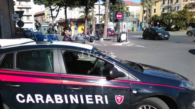 pattuglione controlli carabinieri albenga