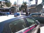 Pattuglione dei carabinieri ad Albenga