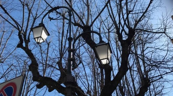 pubblica illuminazione albenga