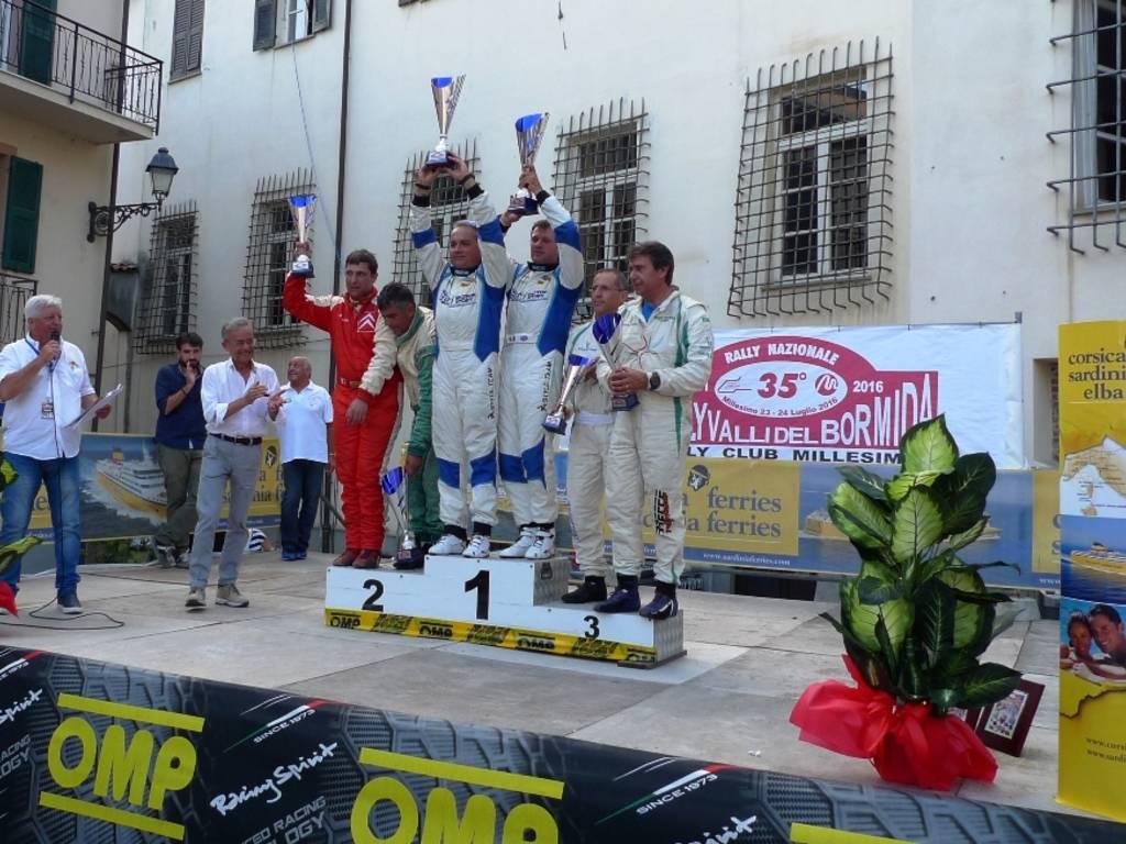 Rally club Millesimo