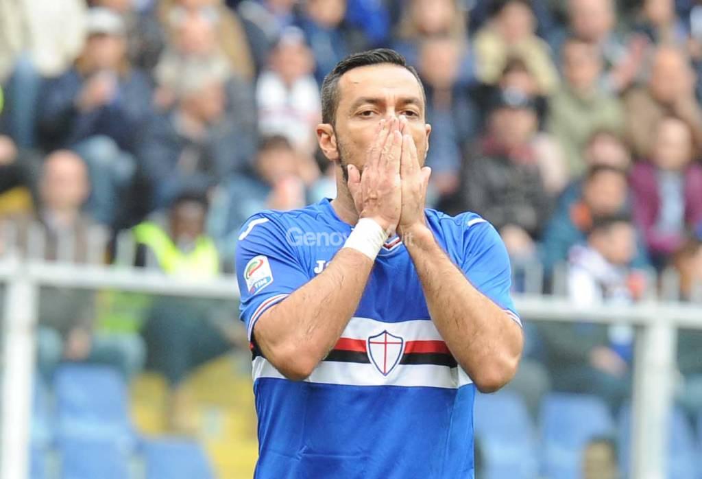 Sampdoria Vs Juventus Serie A