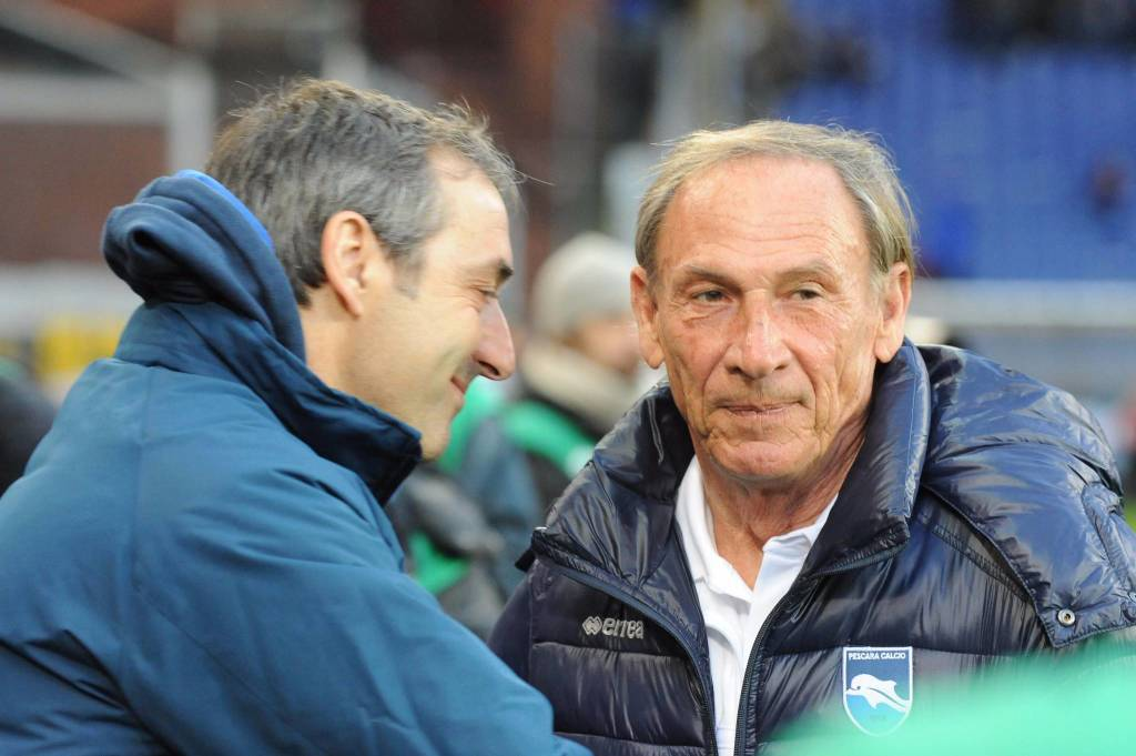 Sampdoria Vs Pescara serie A